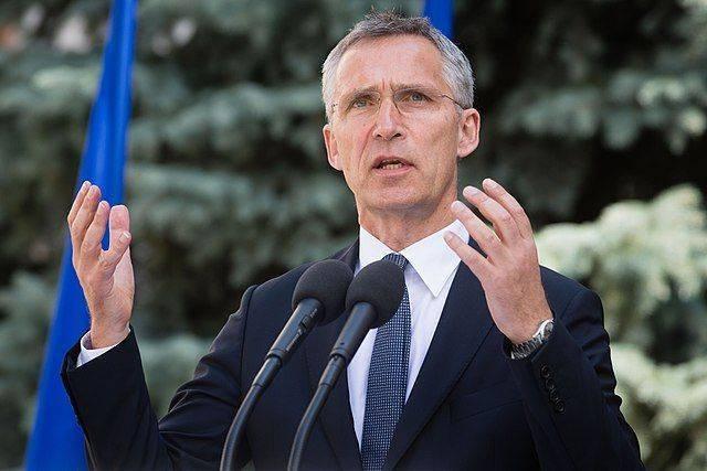 Столтенберг рассказал, кто инициировал операцию в Ливии