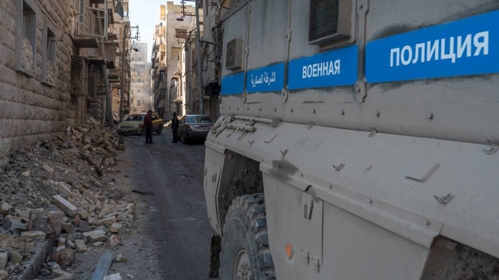 Сирия: РФ зафиксировала нарушения перемирия в провинциях Алеппо и Идлиб