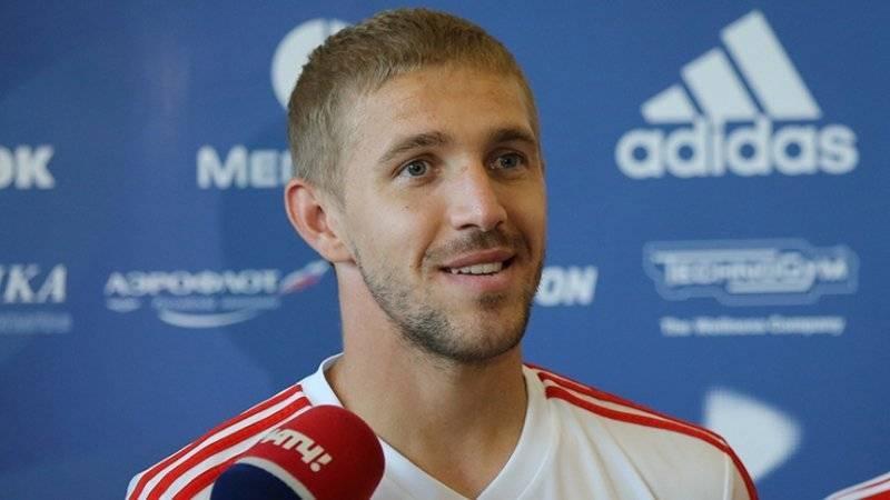 Черчесов назвал нового капитана сборной России на матчи с Швецией и Германией