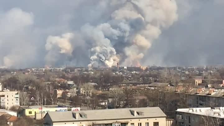 ГШ ВС Украины: Средствами РЭБ пресечён полёт БПЛА над военным складом