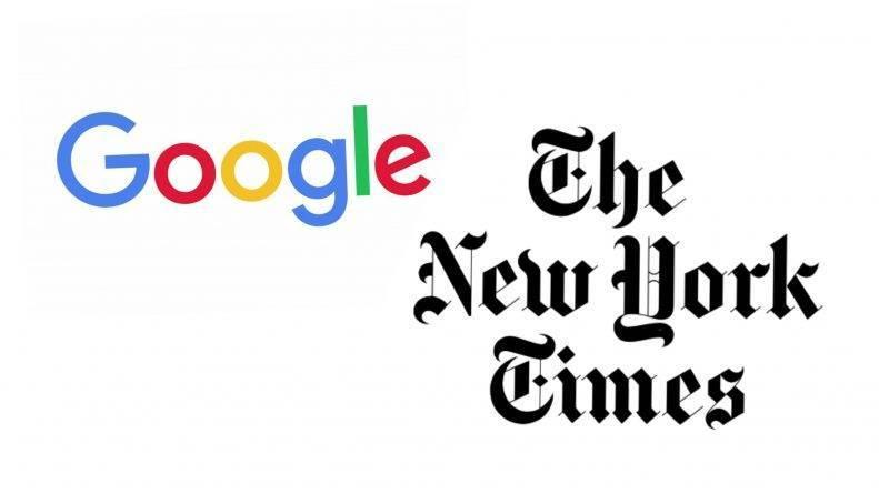 Google оцифрует 5 млн архивных фото New York Times, публиковавшихся с XIX века