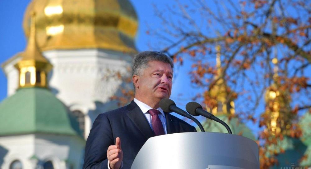 К Порошенко в Украинский дом приехали трое архиереев УПЦ МП – СМИ