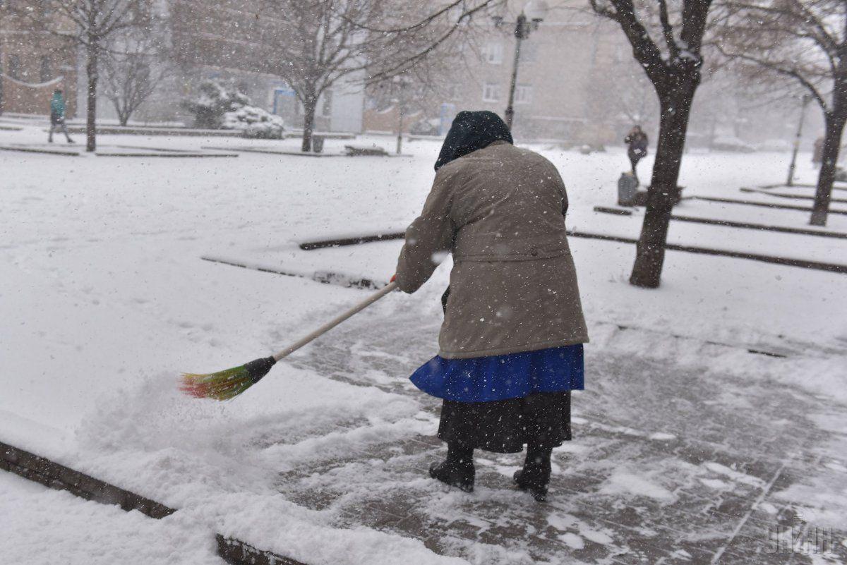 Погода на сегодня: в Украине будет холодно, во многих областях пройдет снег