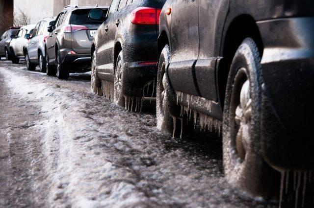 В Ростовской области из-за непогоды ограничено движение на трех трассах