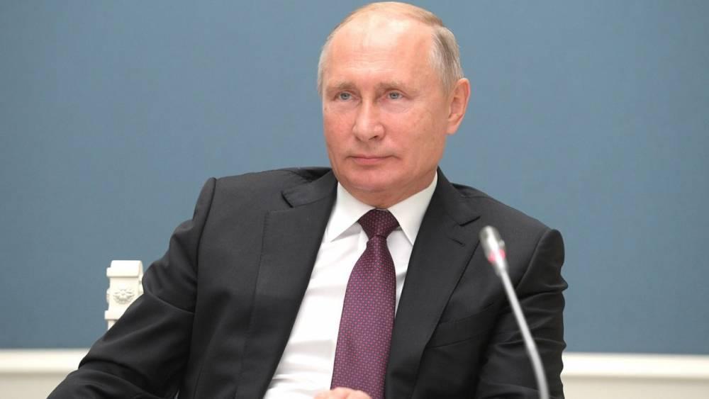Путин поприветствовал участников форума «Святость материнства»