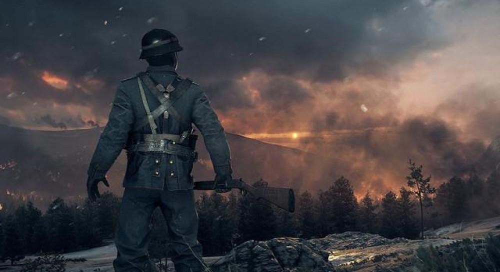 Игроки Battlefield 1 прекратили огонь из-за годовщины конца Первой мировой войны