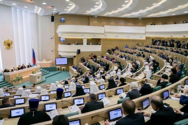 Совфед ответил на заявление США о риске поражения в войне с Россией