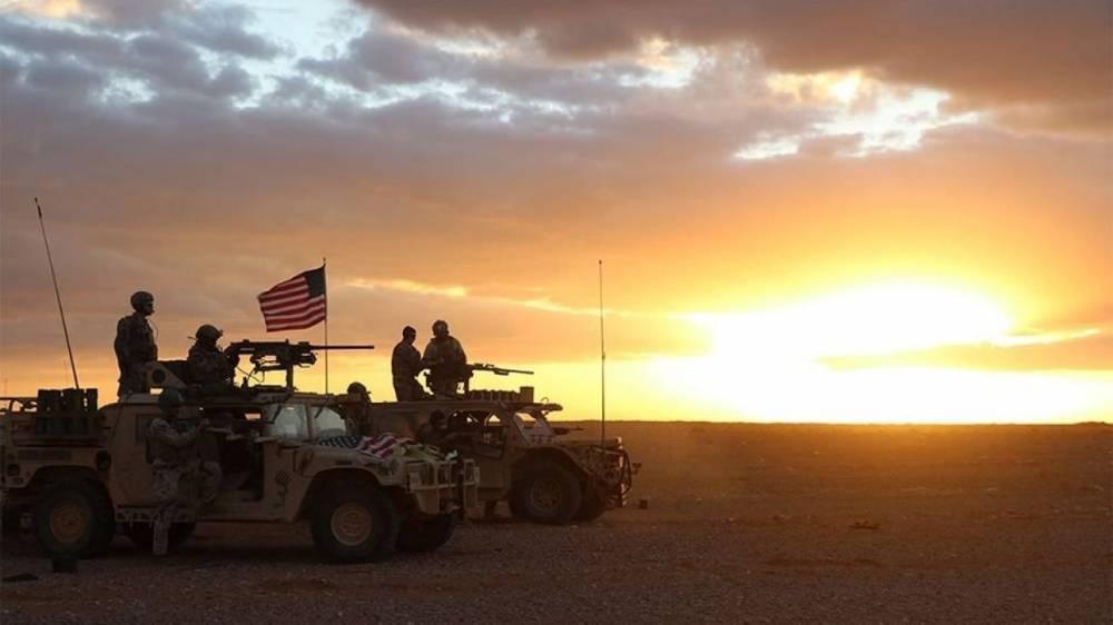 Сирия: США оказывают содействие ИГ, обвиняя в этом Иран