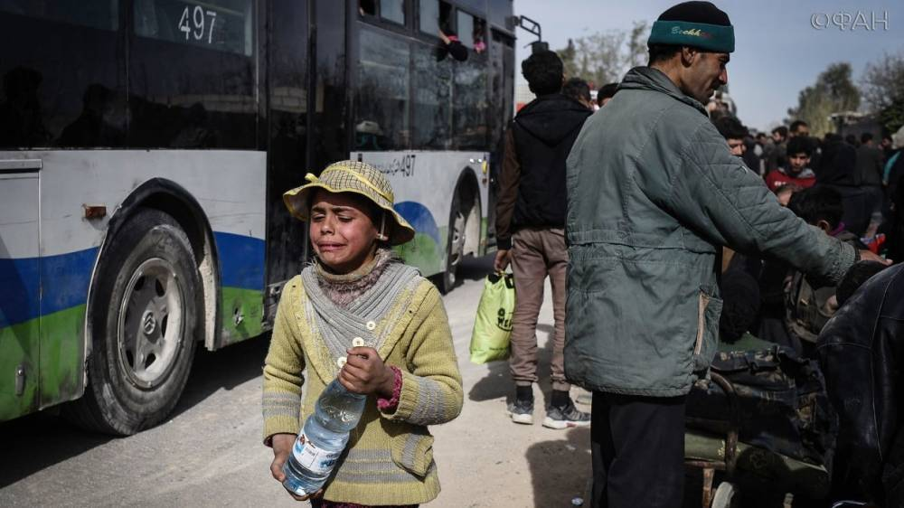 Сирия: Госдеп заверил, что США не блокируют возвращение беженцев в САР