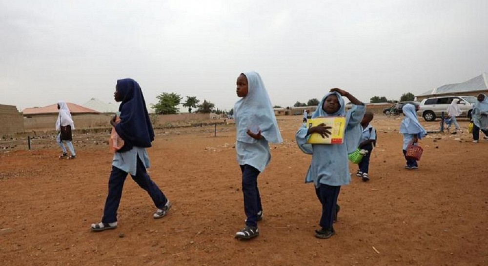 В Нигерии мусульманським девочкам разрешили носить хиджаб по цвету школьной формы