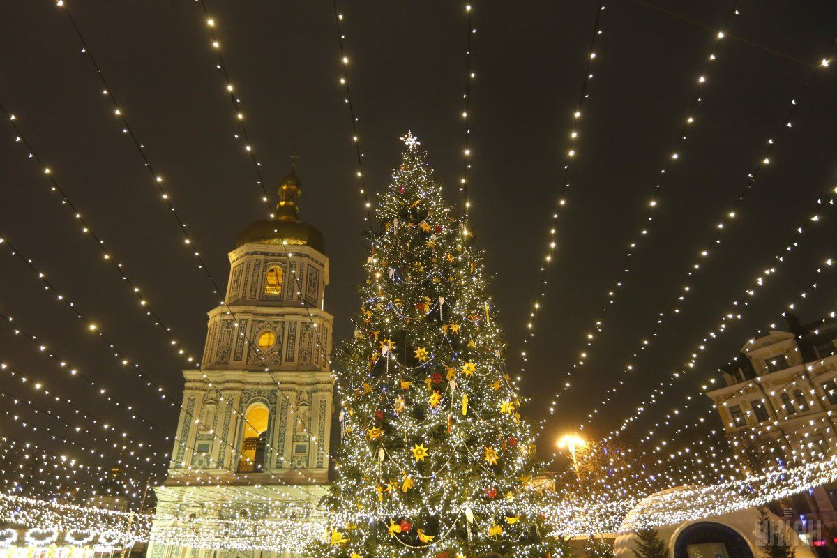 Синоптик дал прогноз погоды на Новый год и Рождество в Украине