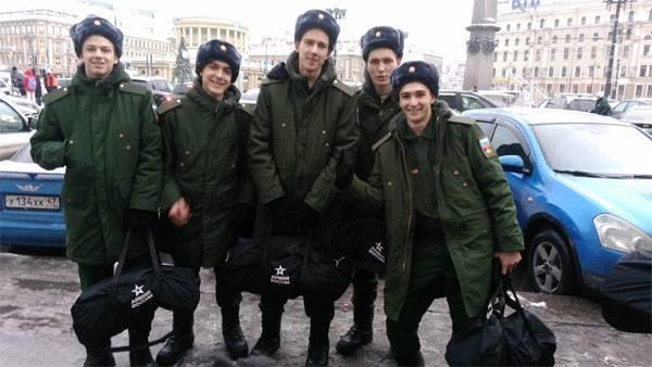 Всероссийский день призывника: статистика от Минобороны РФ