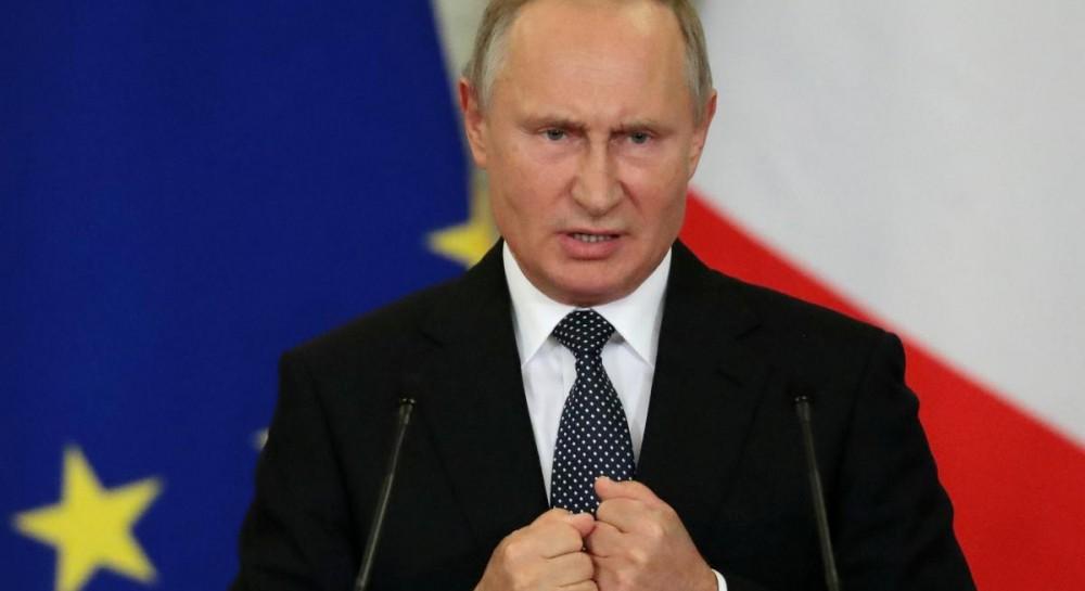 Путин обвинил Украину в нежелании проводить обмен заложниками