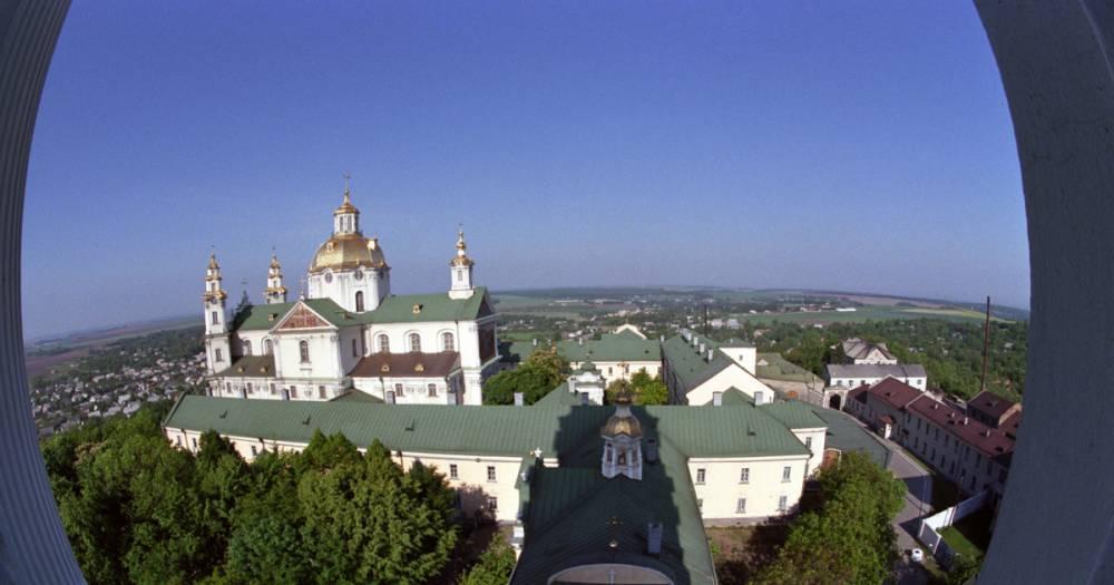 На Украине завели уголовное дело из-за передачи УПЦ МП зданий Почаевской лавры