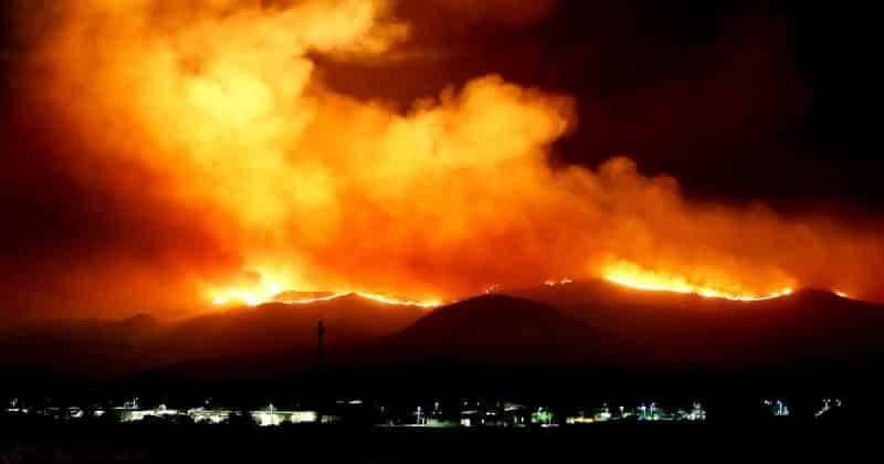 Пожары в Калифорнии: 58 погибших, жители сгоревшего Парадайса требуют отставки мэра