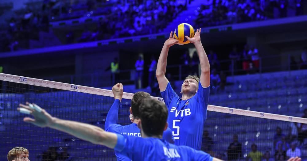 Россия впервые в истории примет ЧМ по волейболу в 2022 году
