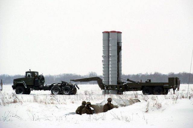 Миссия ОБСЕ зафиксировала перемещение комплексов С-300 в Донбассе