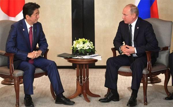 Абэ: Мы не будем размещать военные базы США на Северных территориях (Курилах)