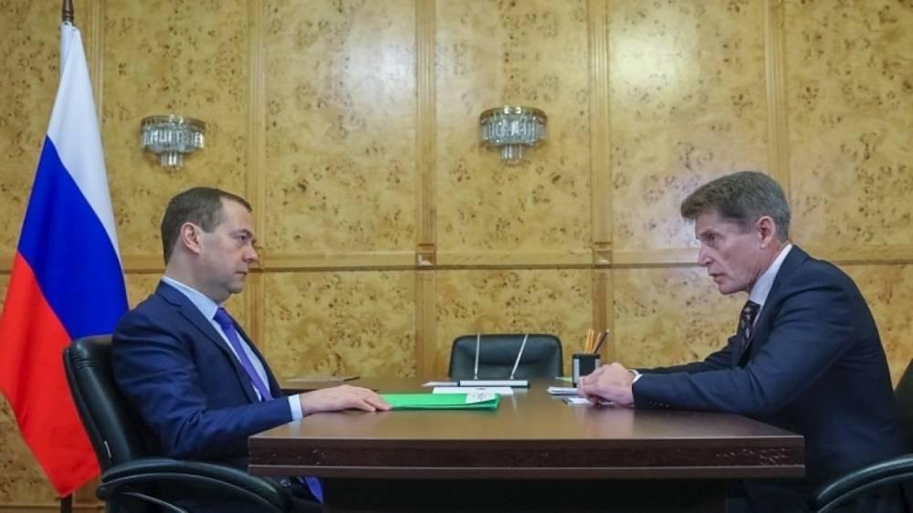 Приморье получит 1,5 млрд рублей на социальные задачи