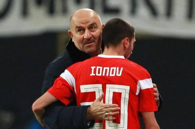 Черчесов стал рекордсменом сборной РФ по числу поражений