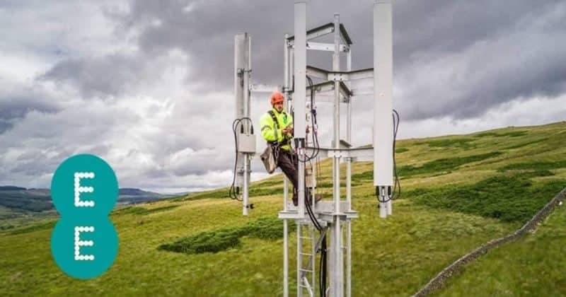 EE назвала первые города Британии, где очень скоро появится 5G