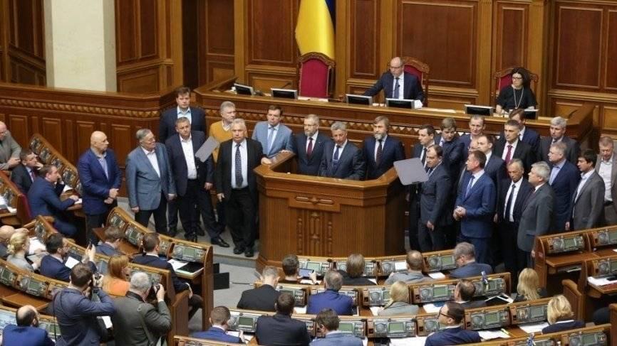 Назван единственный кандидат от оппозиции на выборах президента Украины