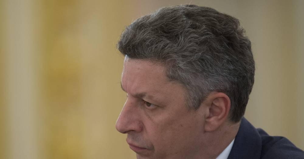 Единственным кандидатом в президенты Украины от оппозиции станет Юрий Бойко