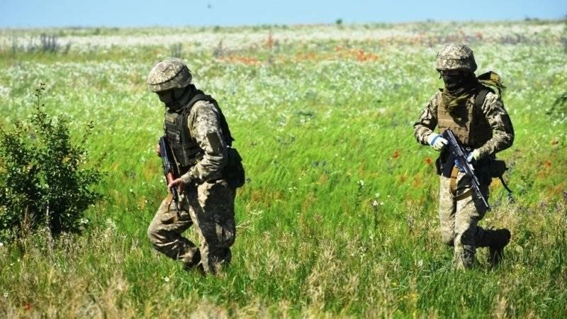 Украинские силовики два раза за сутки нарушили перемирие — ЛНР
