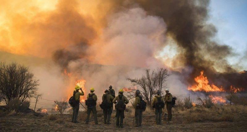 Пожары в Калифорнии: 71 жертва, более тысячи – пропали без вести