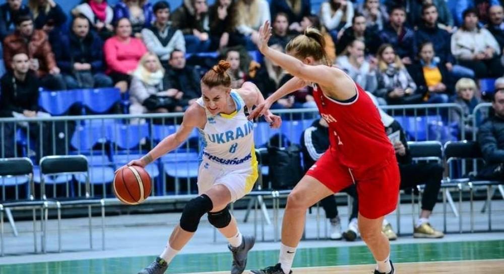 Женская сборная Украины уверенно обыграла Болгарию в отборе Евробаскета-2019