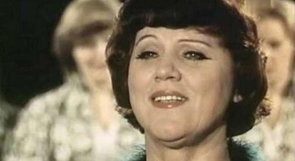 Умерла известная украинская певица