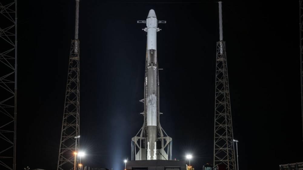 SpaceX откажется от обновления второй ступени ракеты Falcon 9