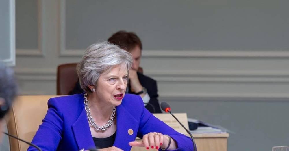 Мэй заявила, что не видит альтернатив своему плану по Brexit