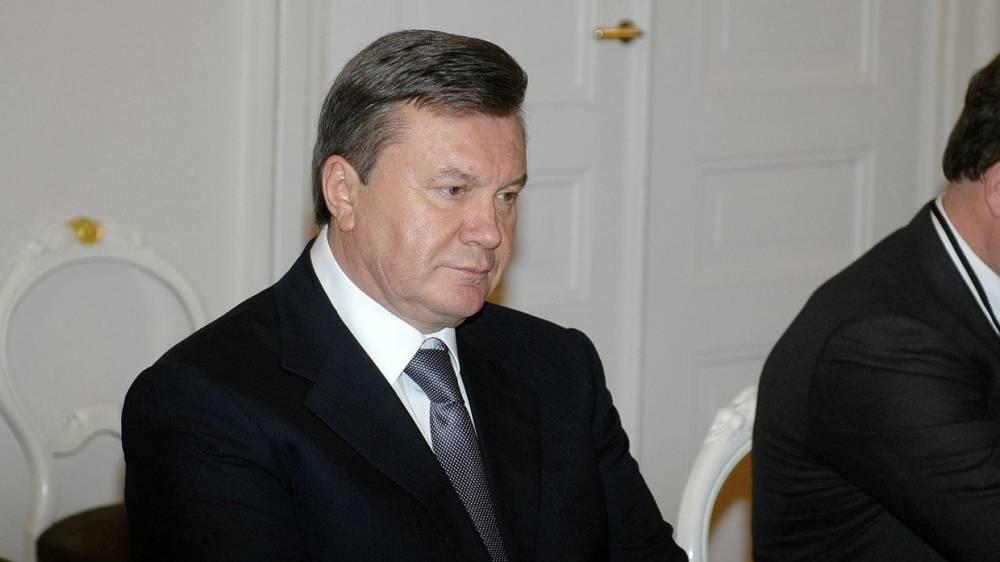 СМИ сообщили о серьезных травмах у Януковича