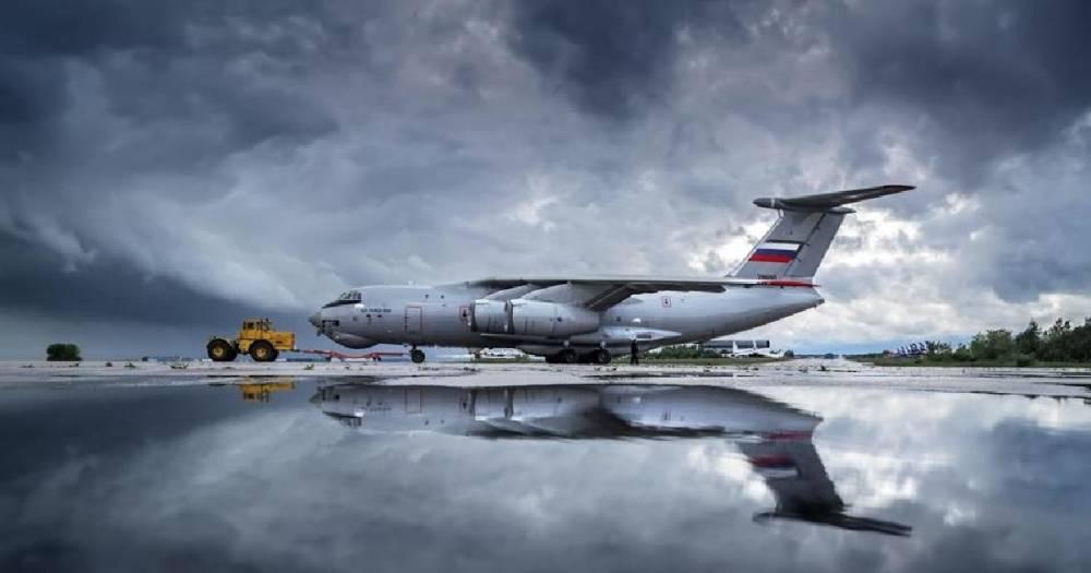 """""""Ильюшин"""" может ускорить производство военно-транспортных самолётов"""