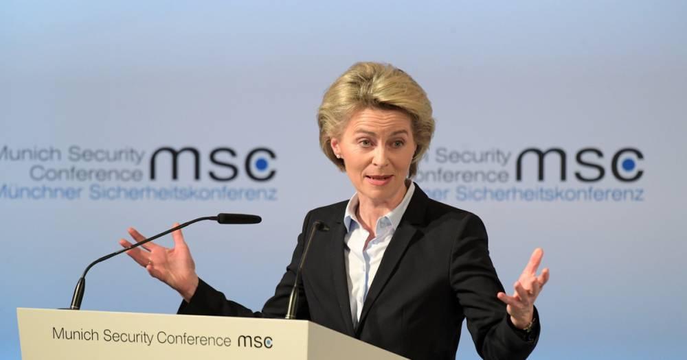 Глава Миобороны Германии рассказала, зачем нужна единая армия Евросоюза