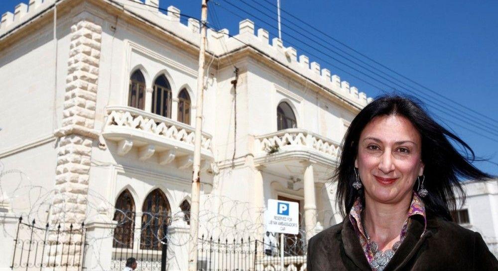 На Мальте установлены соучастники резонансного убийства журналистки