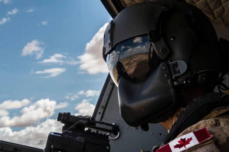 Канадские военные уходят из Мали - приходят румыны