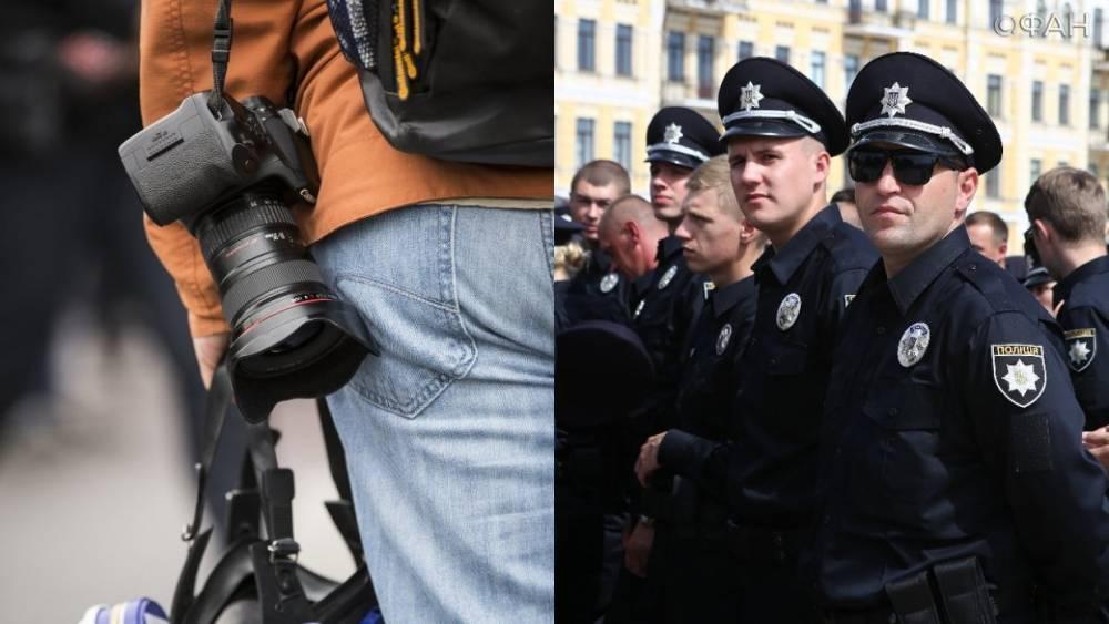 В Союзе журналистов Украины назвали виновных в нападениях на сотрудников СМИ
