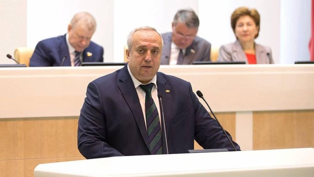 «Этому есть определение»: Клинцевич ответил Польше на заявление о «наступлении на Украину»