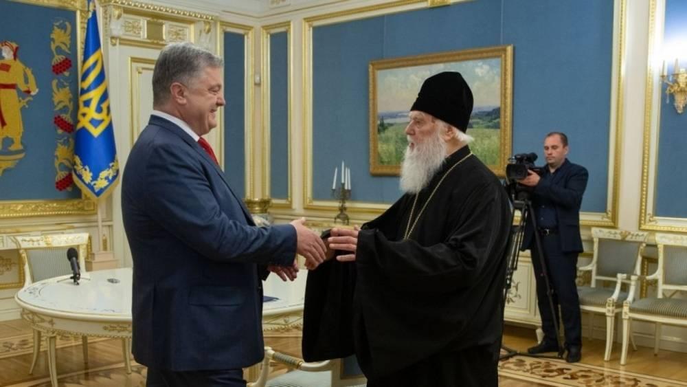 «Технические сложности»: на Украине отложили создание новой церкви