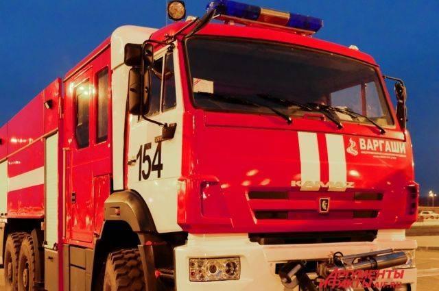 Во Владивостоке локализован крупный пожар в торговом центре «Бум»
