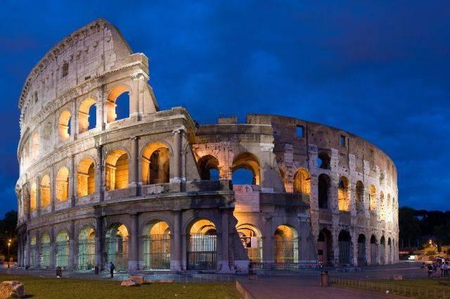 Власти Рима запретили ходить по городу в костюме центуриона