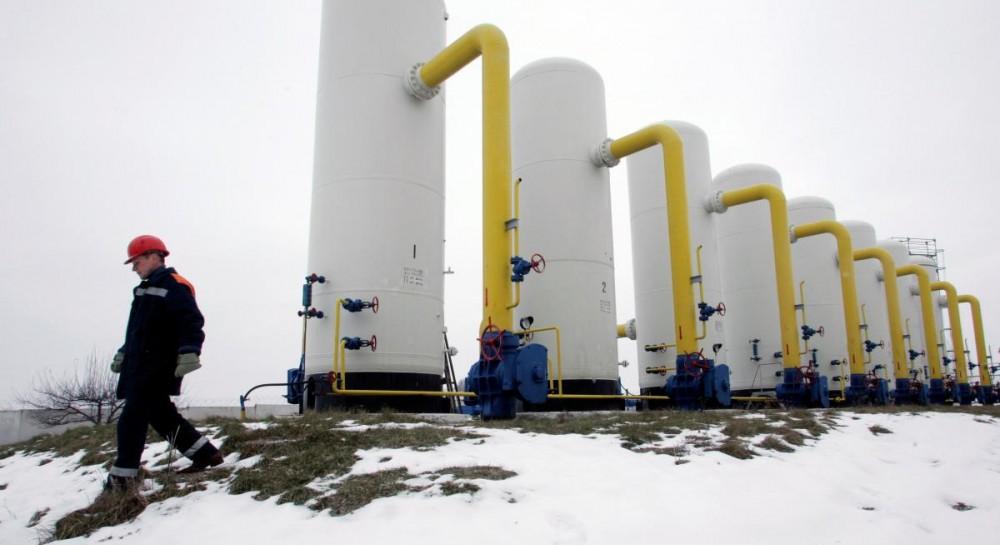 «Укртрансгаз» отчитался о запасах газа: хранилища заполнены на 54%