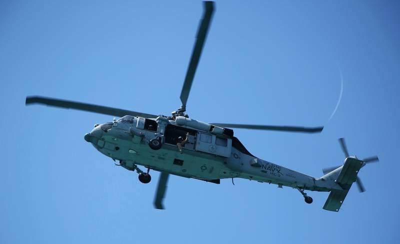 Индийские ВМС запросили партию американских Sikorsky MH-60R