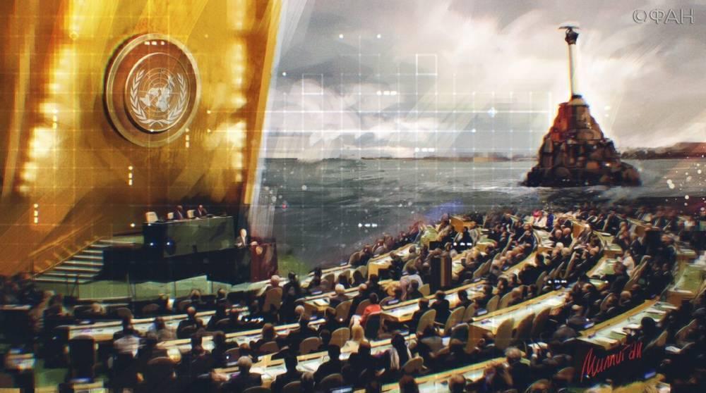 Западные СМИ: Украинская резолюция по Крыму получает все меньше поддержки