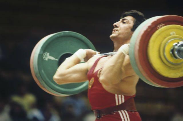 Умер олимпийский чемпион по тяжелой атлетике Юрий Варданян