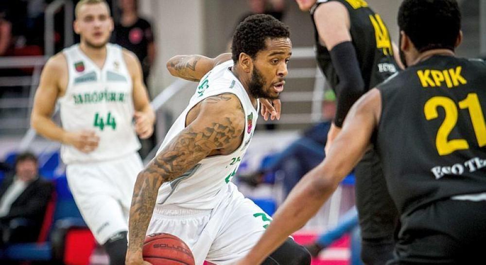 Запорожье обыграло Киев-Баскет и вернуло лидерство в баскетбольной Суперлиге