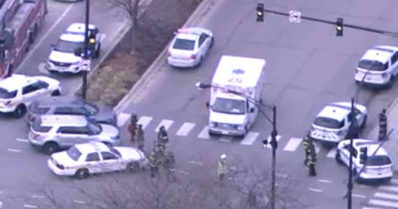 Стрельба в Чикаго: есть пострадавшие