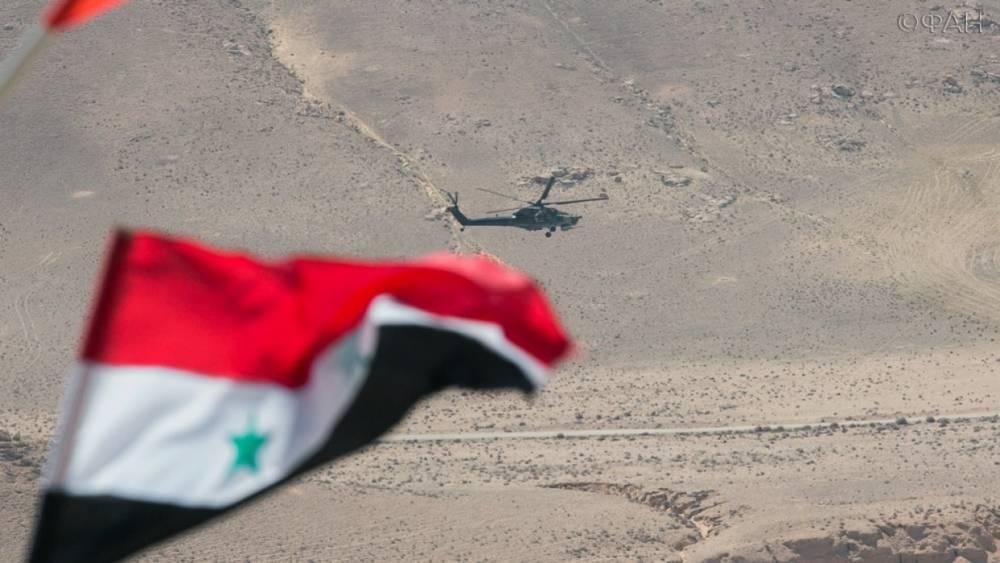 Пентагон подчеркнул важность диалога военных США и России в Сирии